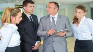 Delegate work