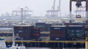 Australia port