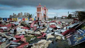 Cyclone Idai destroyed