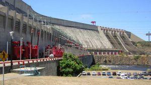 Guri hydroelectric plant