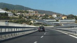 Italy highway