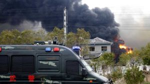 Jiangsu Province explosion