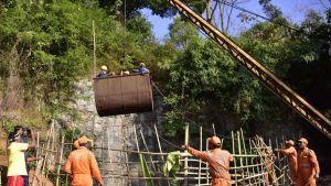Meghalaya coal mine