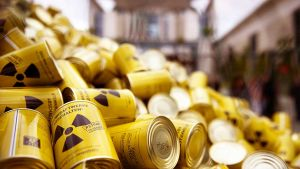 Norway nuclear waste