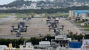 Okinawa US base