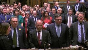 UK MPs Brexit