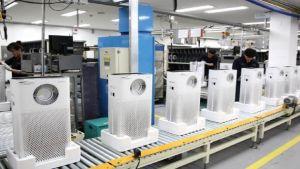 Air purifying facilities