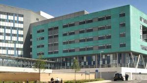 England hospital