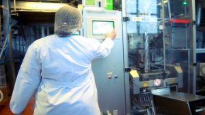Food industry computer