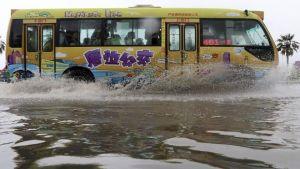 heavy rain in Guangxi
