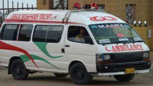 Iran ambulance