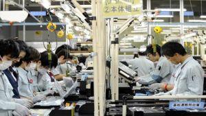 Japan manufacturing