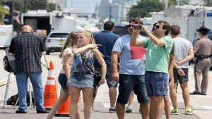 Orlando tourists