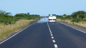 Paraguay road