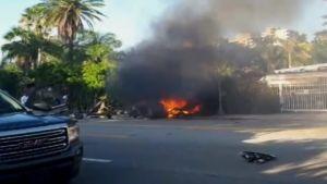 Two dead in Tesla crash