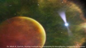 Unprecedented detail in pulsar
