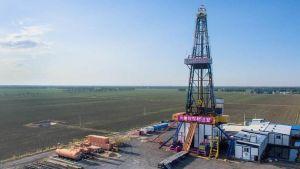 China drilling rig