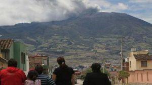 Galeras Volcano