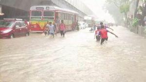 Heavy rains Mumbai