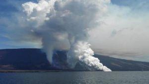 La Cumbre volcano