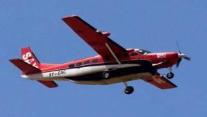 Light plane missing in Kenya