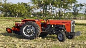 Macedonia tractor