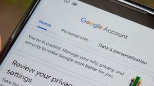 Privacy options