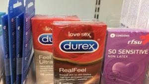 Switzerland condoms