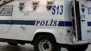 Turksih police