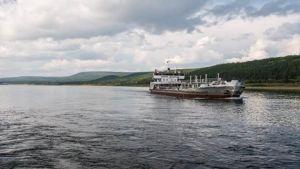 Volga boat