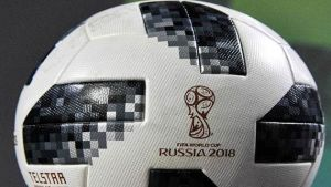 2018 World Cup official ball