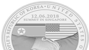 World Peace medallion