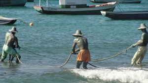 Brazil fishermen