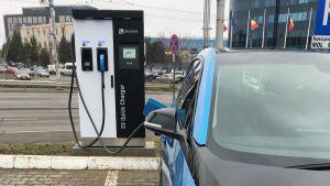 Bucharest electric cars