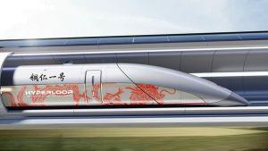 China Hyperloop