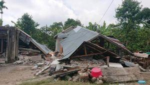 earthquake in Lombok