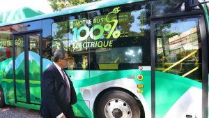 French Polynesia bus