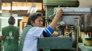 Guatemala factory