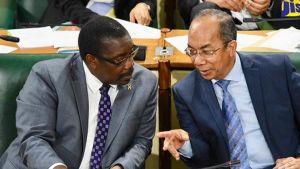 Jamaica legislation