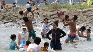 Japan heat disaster
