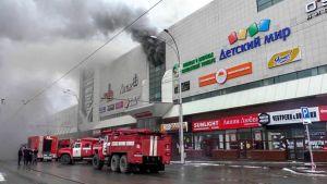Kemerovo mall fire