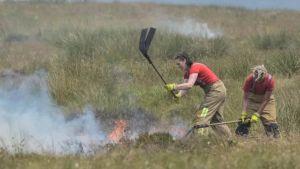 Lancashire fire
