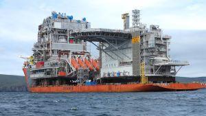 Mariner platform