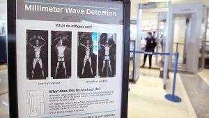 Millimeter wave detection