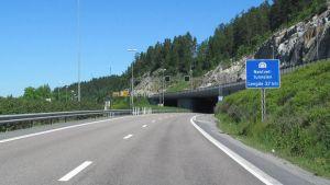 Norway E6 motorway