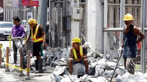 Philippines workers
