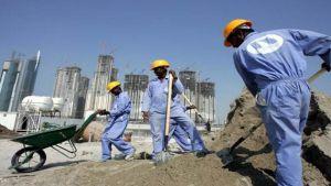 Saudi Arabia workers