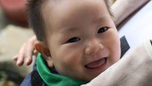 South Korea baby