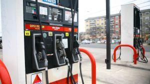 Texas gas stations