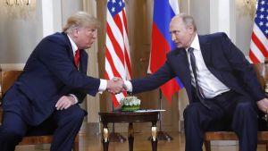 Trump Putin Helsinki